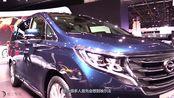 传祺GM8原厂改装版亮相广州车展,搭载2.0T动力,20万商用MPV!