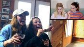 【Paige&Holly】REACTING TO BEING IN ROSE & ROSIE'S VIDEO 期待合作的一天