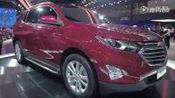 2016广州车展《嘉伟说车》全新上汽通用雪弗兰探界者Chevrolet Equinox 质量降低180公斤-GO车志
