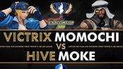【街霸5】Victrix Momochi(露西亚) vs Hive Moke(拉希德) Capcom Cup 2019 24强败者组