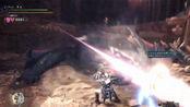 【MHWI】黑鹰盾斧 特斗迅龙 4分05秒 旧TA规则+飞翔爪使用 【BY: ミズキ】