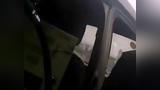 """四川乐山公安交警查获""""移动的炸药桶"""",并涉嫌车型违法篡改"""