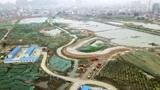 广西贺州市又搞大项目,光挖掘机就十几台,真是下了血本