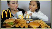 【N.e】麦当劳的四分之一磅啤酒,掘金和奶酪汉堡,让我们吃吧(2019年11月29日10时45分)