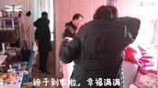超过预产期几天,娘家爸妈从老家来北京探望,沉甸甸的行李全是爱