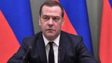 """愤怒与委屈!俄政坛""""地震"""",梅德韦杰夫辞职时表情意味深长"""