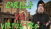 【CSGO】POV mouz chrisJ vs Virtus Pro (29/15) mirage @ StarSeries i-League Season