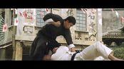 燃炸!《叶问》第三段:日本将军vs叶问,高密度无缝剪辑,场面激烈,帧帧过瘾!