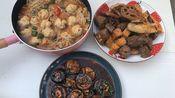 金针菇鸡肉丸/红烧香菇/绝味