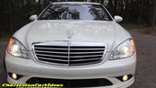 【BENZ】Here's the Mercedes Benz S550 4MATIC _ Everything You Want From a