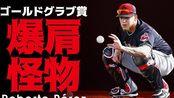 只是一个惊人的强壮肩膀怪物罗伯托·佩雷斯子弹球收藏MLB罗伯托·佩雷斯