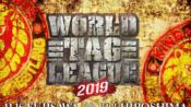 NJPW World Tag League 2019 Day 3 2019.11.18