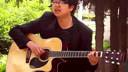 [甘肃农业网 gs.lenw.cn]Shample 吉他弹唱 水木年华 《老屋》2011年5月拍摄于甘肃农业