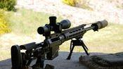 【讲堂155期】枪身竟使用钛合金制成,难怪美国的这款狙击步枪精度会这么高
