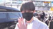 「NCT/Way V」200113仁川机场到达~宝贝辛苦了~回去好好休息吧~