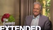 Michael Douglas Talks 'The Kominsky Method', Getting Older   EXTENDED