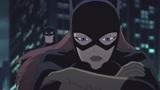 蝙蝠侠:致命玩笑:我们的蝙蝠女也会失手,还好蝙蝠侠及时赶到