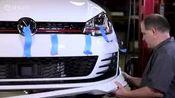 第7代高尔夫GTI 加装车身套件细节曝光