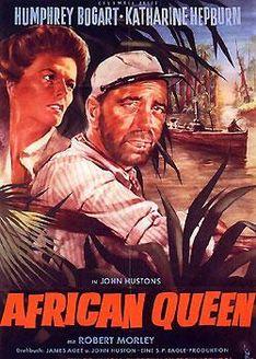 非洲皇后号