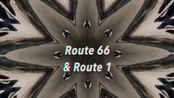 两年前的66号公路自驾旅行 终极RoadTrip风景大赏 Route 66 + Route 1 Footage