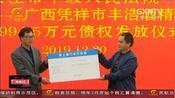 共计994点5万余元 崇左中院给破产公司177名职工派大红包