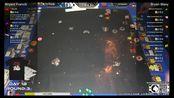 【X-WING比赛】不法猎头星蛇改装钛3四联维修船 对 抵抗组织隼运输船A