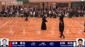 Shinji FUNATSU -MK Toshiya ISHIDA - 13th Japan 8dan KENDO Championship - Second