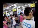 2011.8.27 迪卡侬 金桥店 Flash Mob