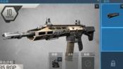 [codol] r5 RGP无枪托试玩.花了78个币表示不值.
