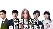 【YouTube排行】谁是真正火遍海峡两岸全中国的歌手?油管播放量最高的大陆香港歌手Top10。