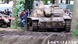 流水坦克兵,不变突击炮,二战几十年后还能出来遛弯的三秃子!