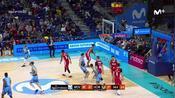 西班牙篮球联赛,第14轮,埃斯蒂特斯战胜穆尔西亚,全场集锦
