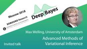 [DeepBayes2018]: Day 3, Invited talk 1. Advanced methods of variational infere
