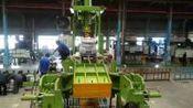 轮毂倾斜铸造+定量供汤炉系统