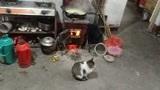 1月13日山东农村早饭做饭过程