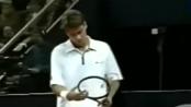【网球】1998年巴塞尔公开赛男单 Agassi vs Federer