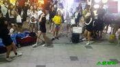 韩国舞团街头跳最火电音《Samsara》舞蹈,太拉风了!