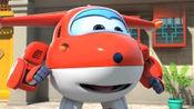 超级飞侠:乐迪前往中国,给男孩小易送包裹,小易要参加赛车比赛