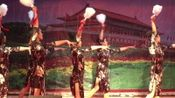 2017年12月20日营口市鲅鱼圈区老年大学拉丁舞班汇报演出