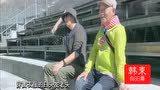 刘烨在古罗马剧场自导自演,演舞台剧花样爷爷,被爷爷连连夸赞!