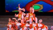 CETV绽放的向阳花2019少儿新春盛典(徐州站)—《吉祥 》安琪儿舞校