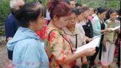 """原创作品《""""中国知青之歌""""回荡在花园山》2018年9月4日手机录制于本溪市花园山!"""