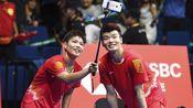 2019马来西亚羽毛球公开赛半决赛 王懿律/黄东萍(中国)VS 陈建铭/赖沛君(马来西亚)