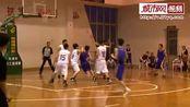 """2012年乐清市""""邮政银行杯""""职工篮球赛23号五佳球"""