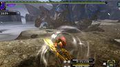 【MHXX】超特殊许可 荒钩爪 强袭长枪 7分53秒40