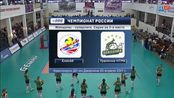 2017.04.25 Enisey x Uralochka - 4th match for the 3rd place 俄罗斯女排超级联赛