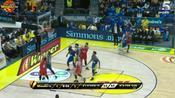 以色列篮球联赛,第14轮,马卡比80-71战胜内斯兹奥纳,全场集锦
