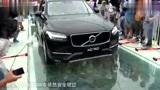 中国玻璃栈桥代到底有多结实,开一辆2吨汽车上去就会知道啊!