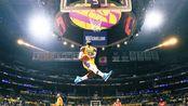 NBA放大镜:拉文赛季暴扣时刻,360转身暴扣技惊四座