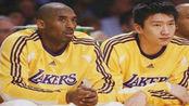 孙悦凭啥进入NBA?看看他当时试训湖人的视频,终于明白了